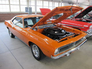 1970 Plymouth Hemi Cuda a | by Jim Grey