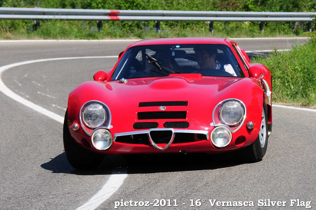 DSC 7862 Alfa Romeo Giulia TZ2 1966 Kapp Michael
