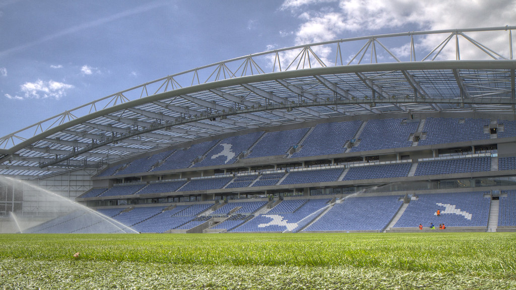 View Of West Stand, Amex Community Stadium, Brighton