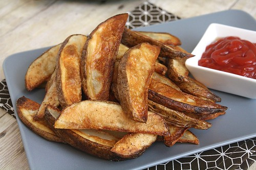 Oven Fries | by Tracey's Culinary Adventures