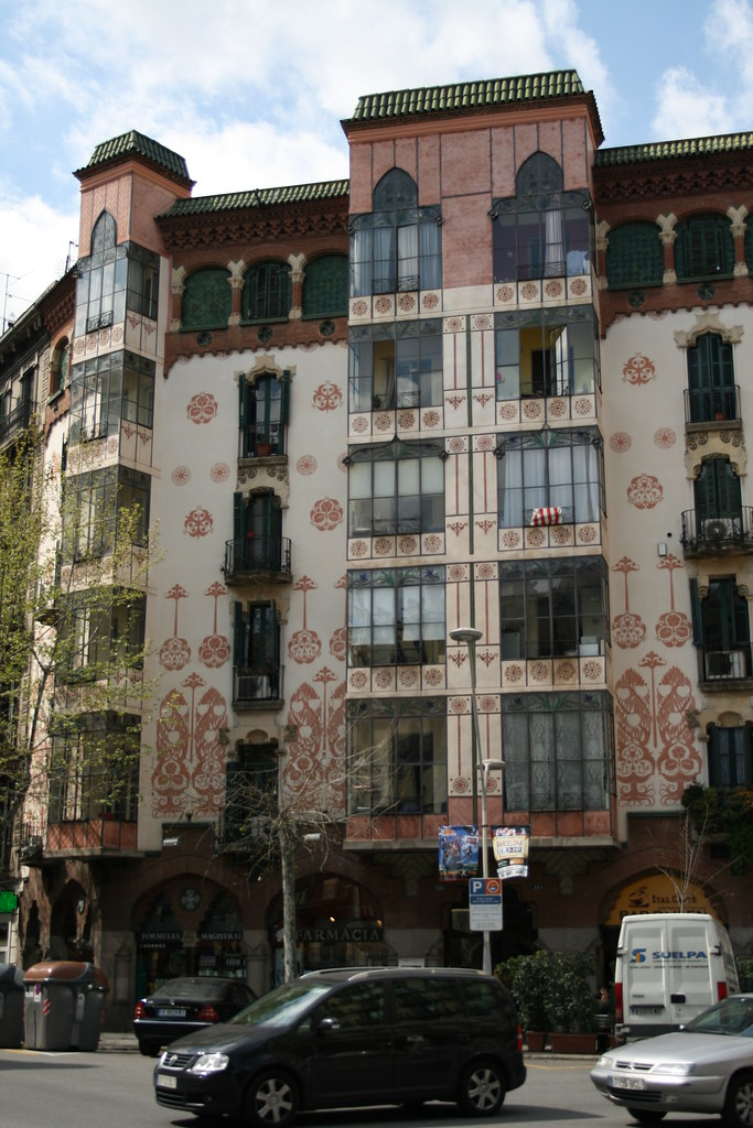 Casa llopis bofill constru da entre els anys 1902 i 1903 - Arquitectura girona ...