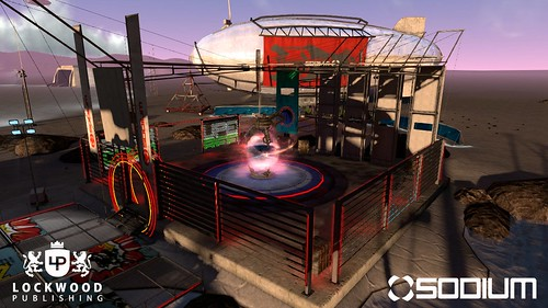 PlayStation Home: Sodium | by PlayStation.Blog