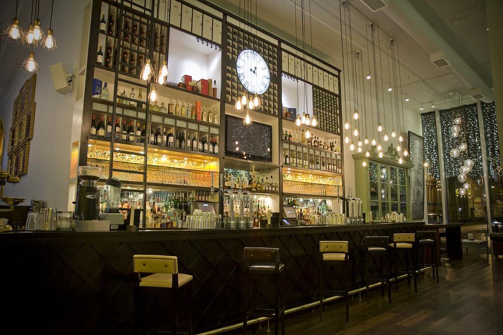Restaurant bar design awards the alchemist manch