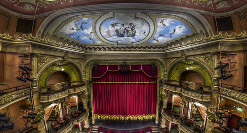The Colonial Theatre Stage | by Frank C. Grace (Trig Photography)