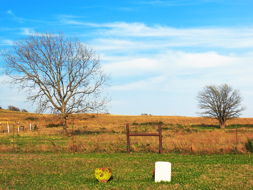 Two Headstones | by Wade From Oklahoma