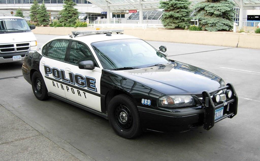 Minneapolis Police Department - Minneapolis Airport Police