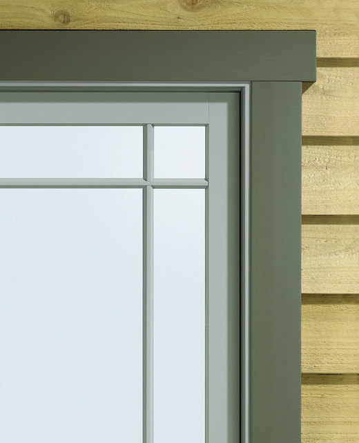 A-Series Casement with Exterior Trim | Flickr - Photo Sharing!