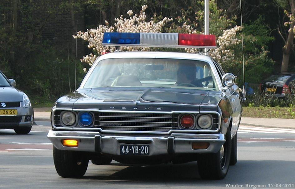 dodge coronet 1974 police car wouter bregman flickr. Black Bedroom Furniture Sets. Home Design Ideas