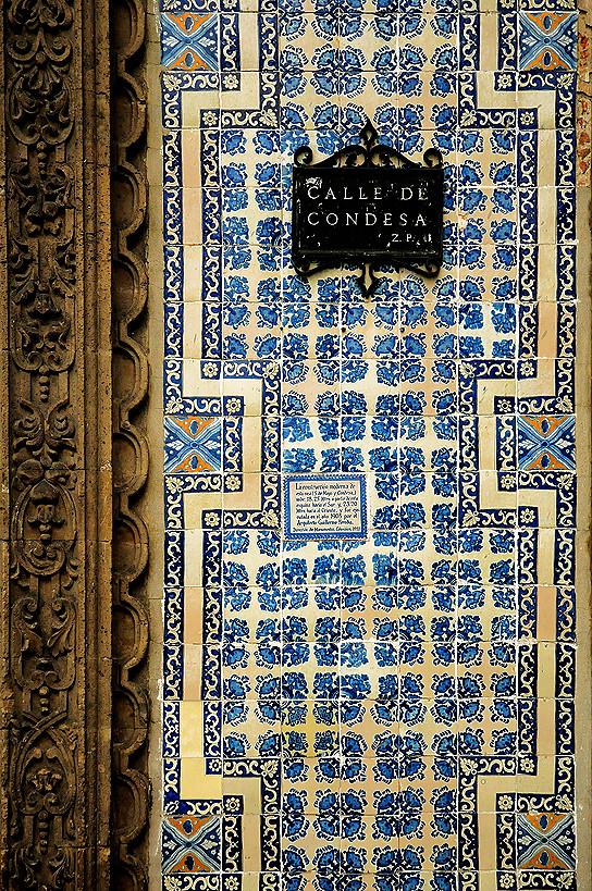 La casa de los azulejos mexico df sigfrid l pez flickr for Azulejos en mexico df