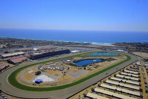 Bet Del Mar Race Track Horse Racing
