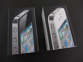 iPhone 4 White Unboxing + Comparisons | by iLounge