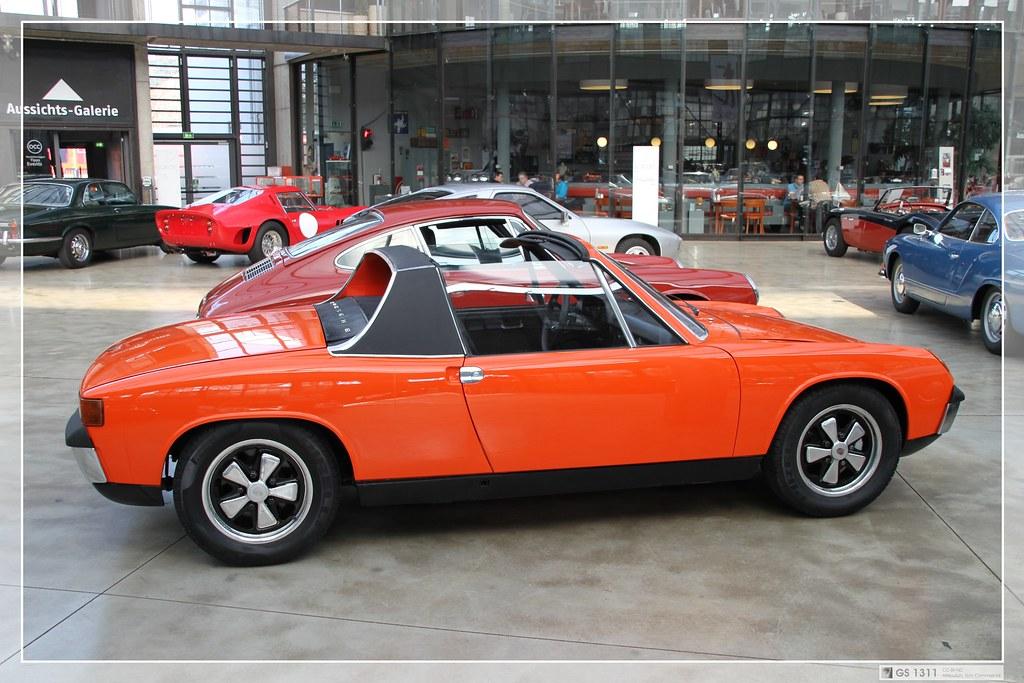 1969 Porsche 914 6 02 The Porsche 914 Or Vw Porsche