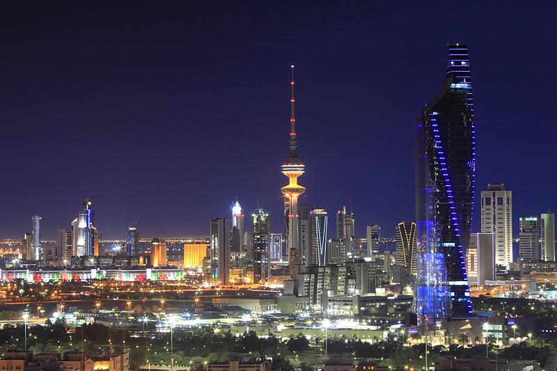 Kuwait - Liberation tower and Altijareya | Kuwait City ... Umma Map