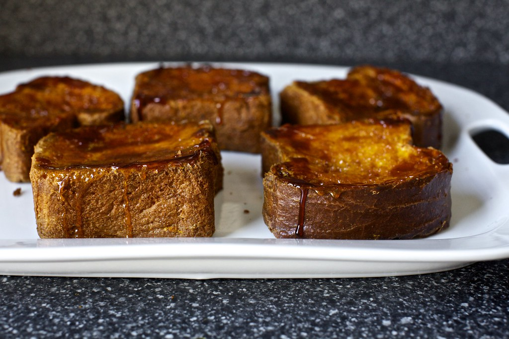 burnt sugar top | Creme Brulee French Toasts on smittenkitch… | deb ...