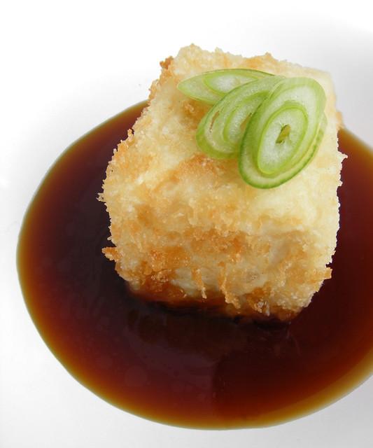 Agedashi tofu | Flickr - Photo Sharing!