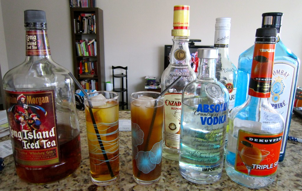 Long Island Iced Tea Origine