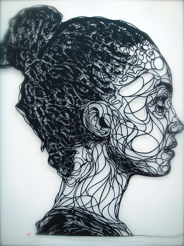 Line Drawing Artist Research : Kris trappeniers papercut quot shadows and reflections