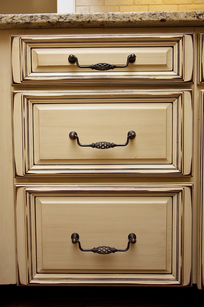 Kitchen cabinets glaze and distress (25) | Superior ...
