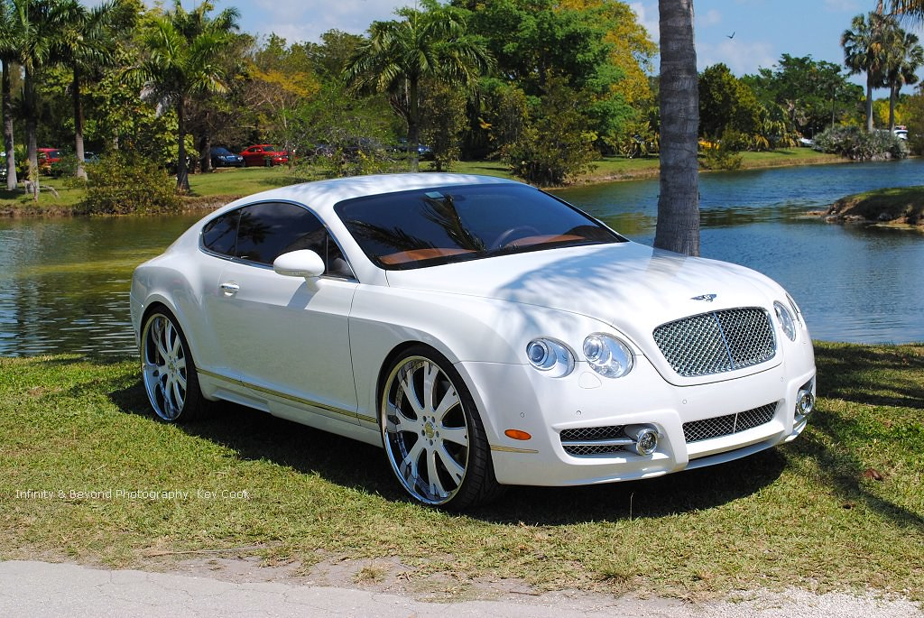 Bentley Continental Gt Nice White Continental Gt In