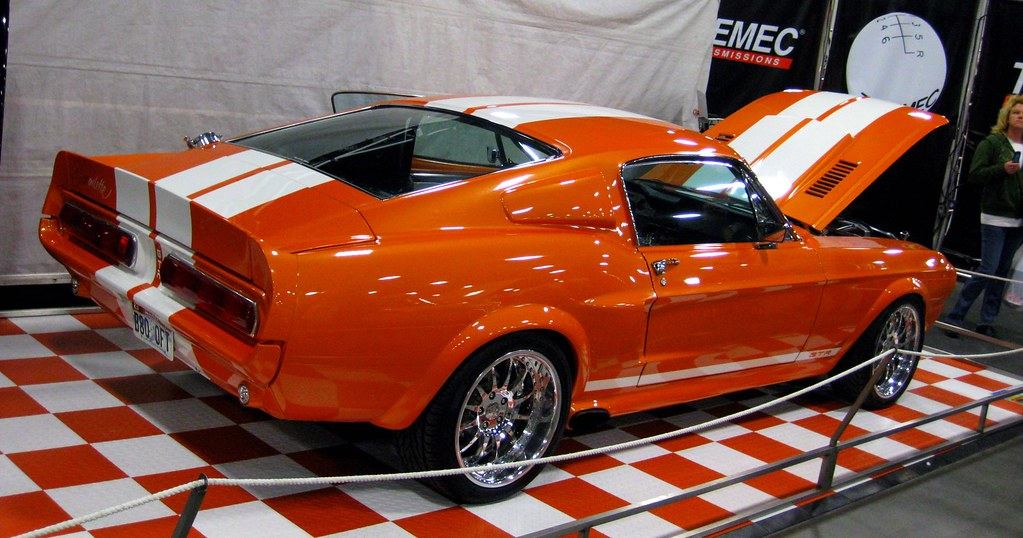 1967 Ford Mustang Shelby Gt500 Eleanor Like My Pics