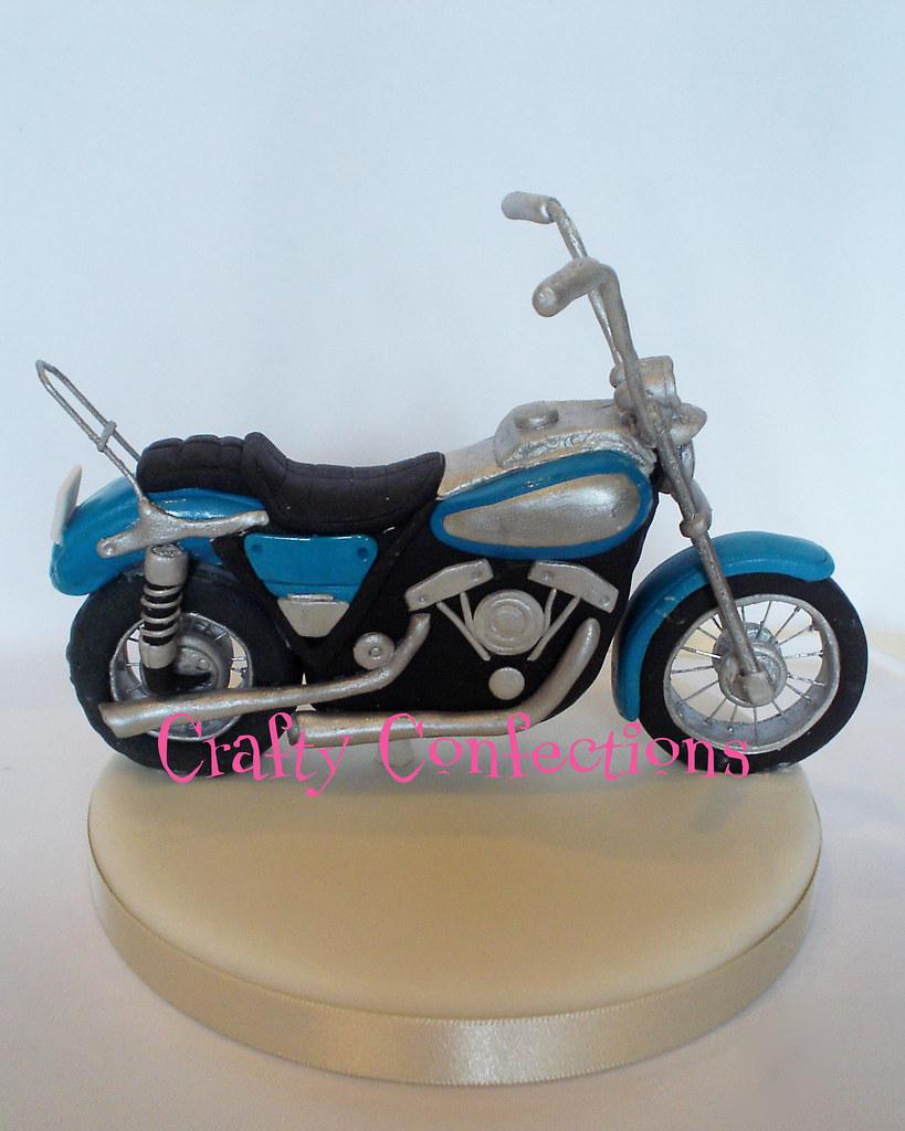 Cake Decorations Harley Davidson