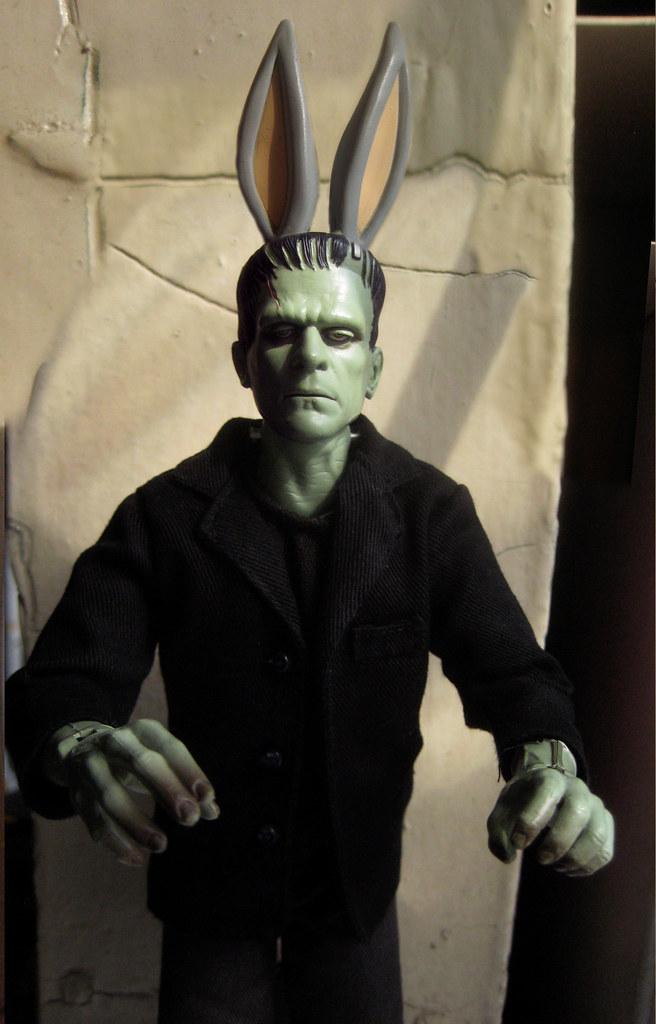 Easter Frankenstein Monster Rabbit Ears 6932 ...