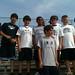 Deborah Sparks' Pics - 5th Grade Track Meet - Group of Boys