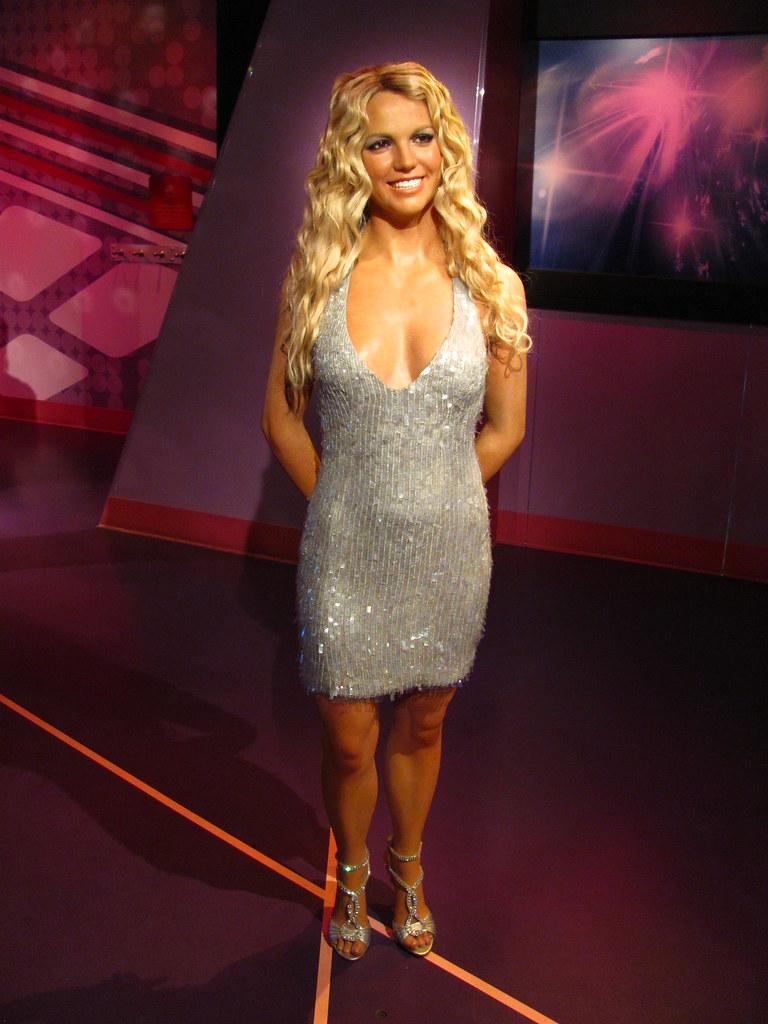 Britney Spears figure ...