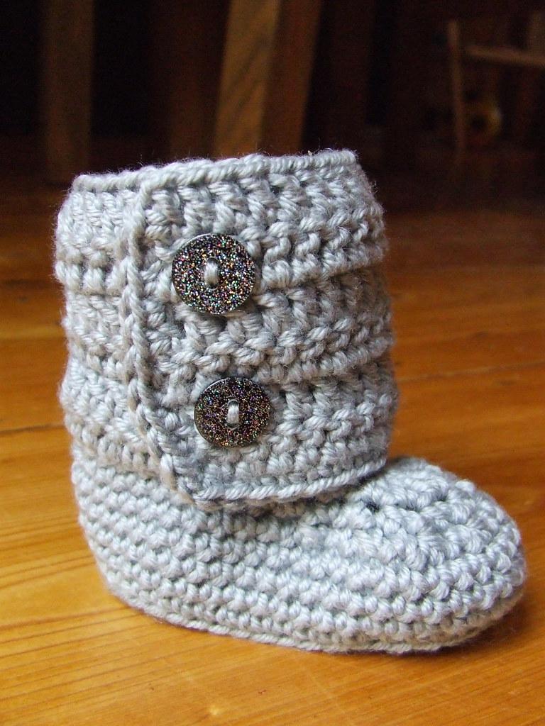 a590f27ebf1 Baby Crochet Uggs   MIT Hillel