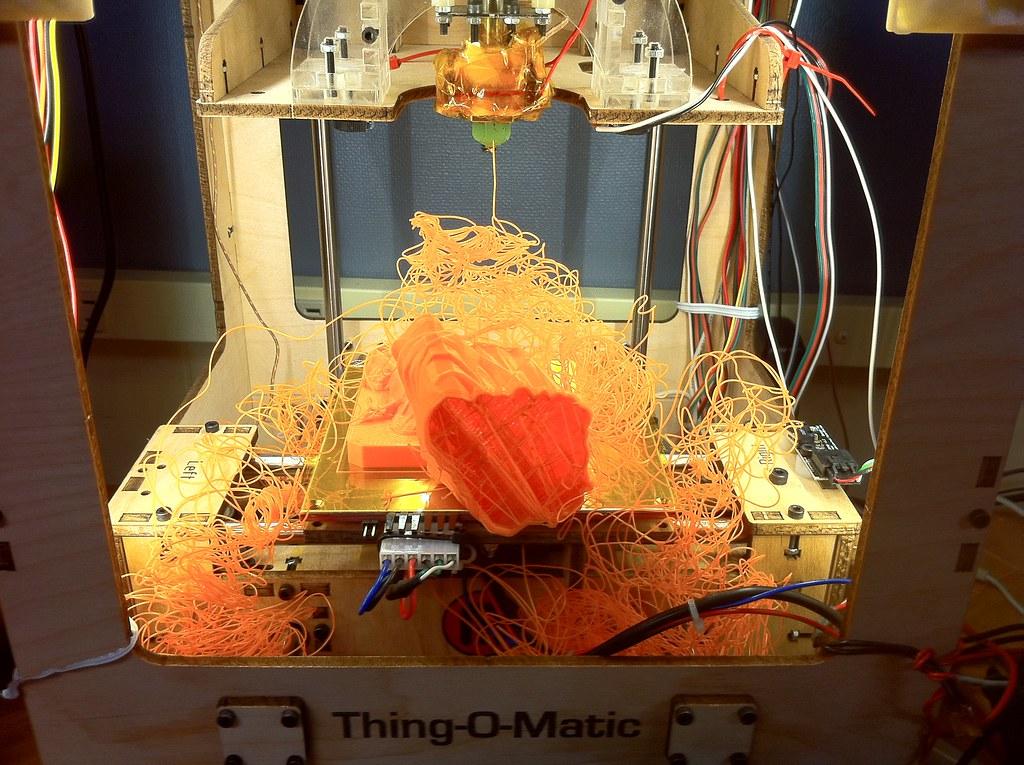 D Printer To Make Car Parts