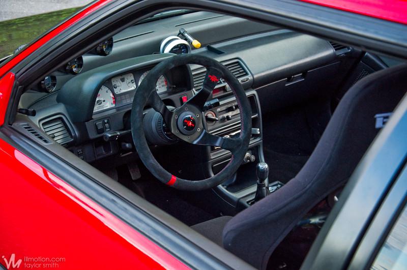 Interior Of Honda Pilot Touring