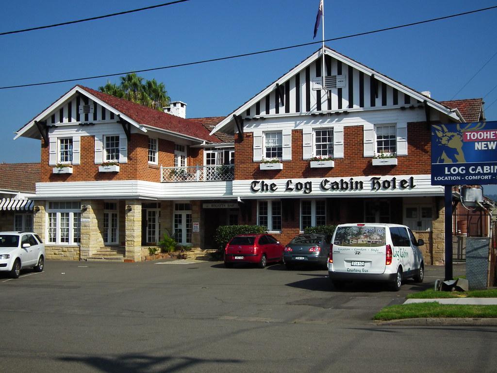 The Log Cabin Hotel