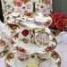 Royal Albert Old Country Roses Vintage Cake Stand