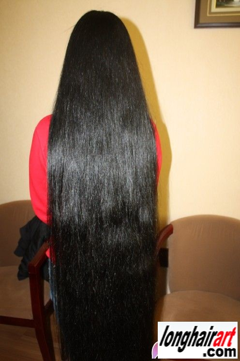 1 150 Cm Thick Wonderful Super Chinese Long Hair For Sale -8665