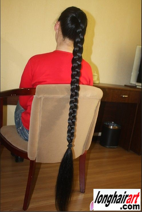 6 Long Hair For Sale 150 Cm Thick Wonderful Super