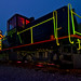 The Glow in the Dark Golden Gate Railroad