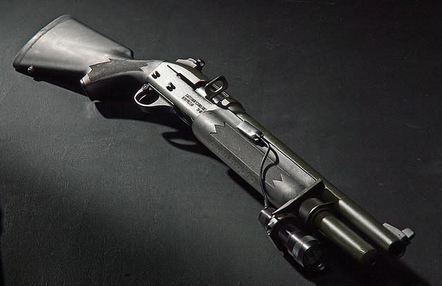 Wilson Combat Remington 1187 ©2011 | Flickr - Photo Sharing!