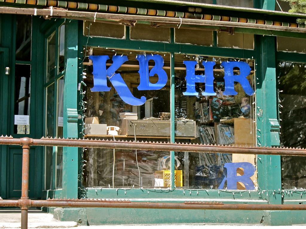 Kbhr Radio Roslyn Washington Radio Station From The
