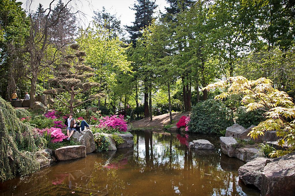 Ile de versailles nantes l le de versailles nantes flickr for Jardin japonais nantes