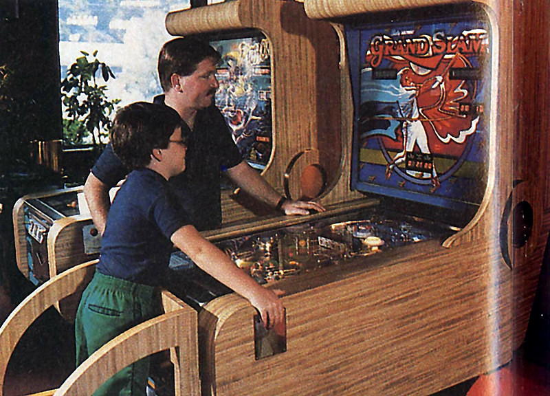 Vintage gaming photos - Magazine cover