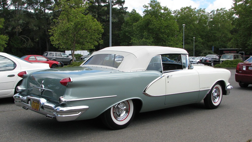 Concours D Elegance >> 1956 Oldsmobile 98 Convertible 5 | Photographed at the ...