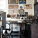 Ditte Isager / Roman and Williams {eclectic vintage industrial studio}