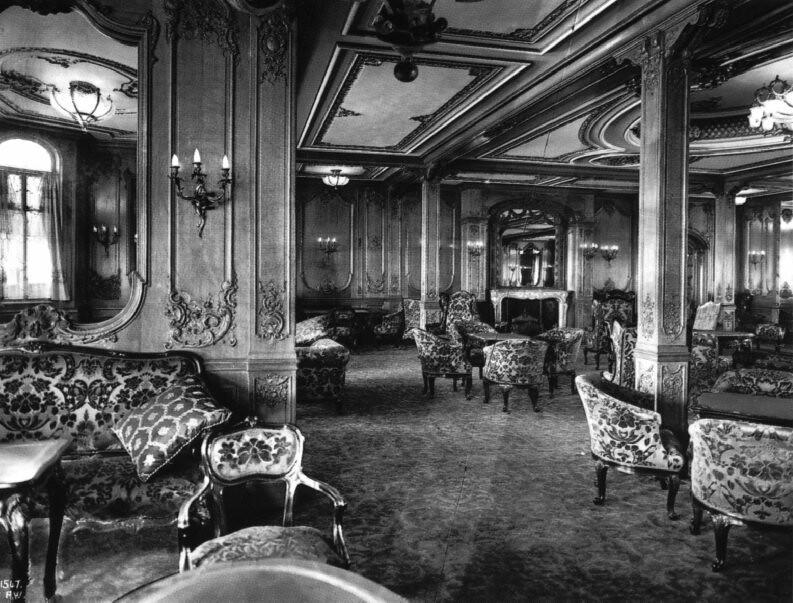 Titanic 1st Class Dinner on Vimeo