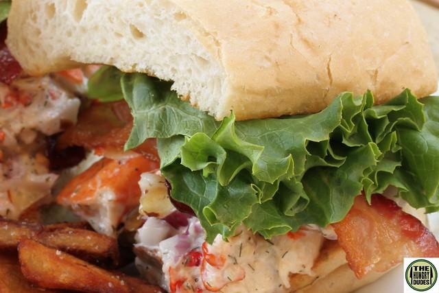 Lobster Club Sandwich (2) | Flickr - Photo Sharing!
