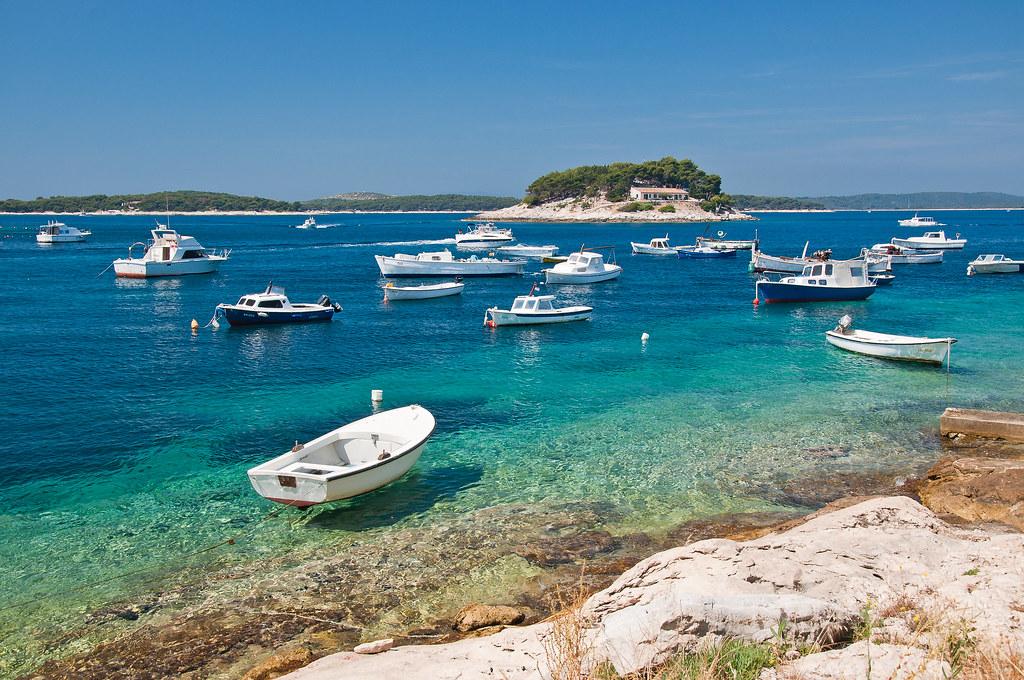 how to get to hvar island croatia