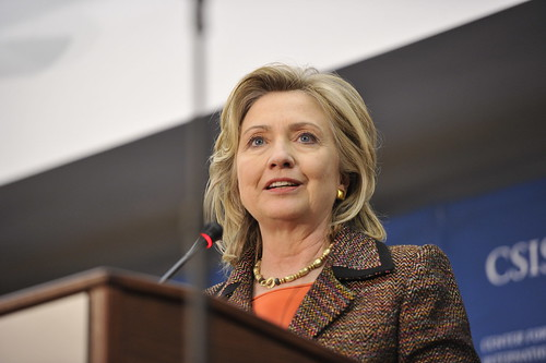 Secretary of State Clinton on Our Opportunity with the Americas | by CSIS: Center for Strategic & International Studies