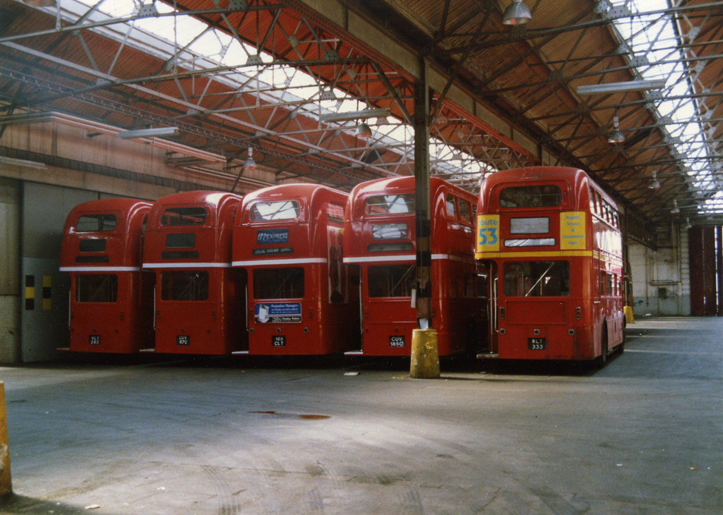 175 clapton garage in the 1980 39 s 6 14 taken at the for Garage new s villejuif