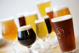 Beers and Glassware | by Cambridge Brewing Co.