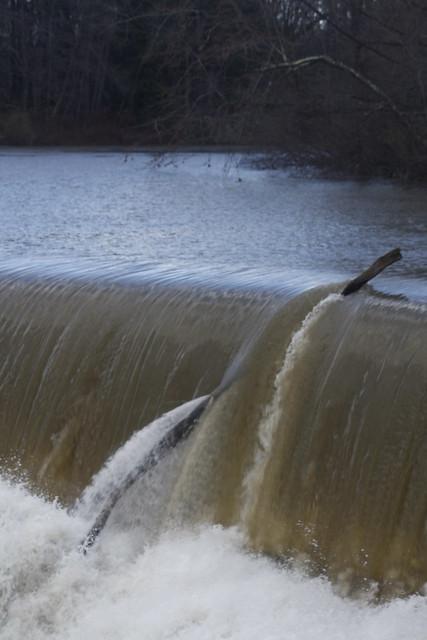 Upper Stuyvesant Falls