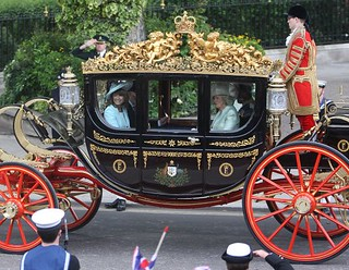 The Australian State Coach | by The British Monarchy